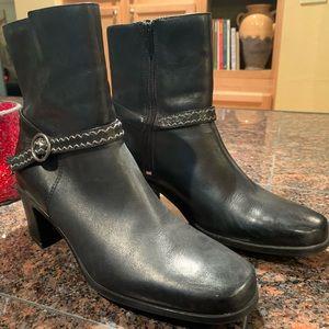 Clark's boots!